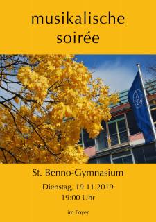 19. November 2019: Musikalische Soirée