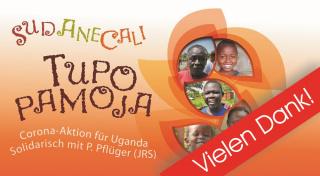 SUDANECALI – Corona Sonderaktion erfolgreich beendet